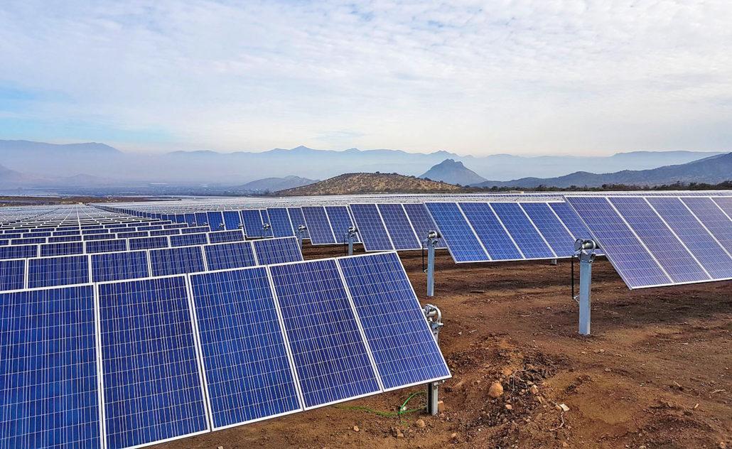 Atlas Renewable Energy - Planta Solar Quila